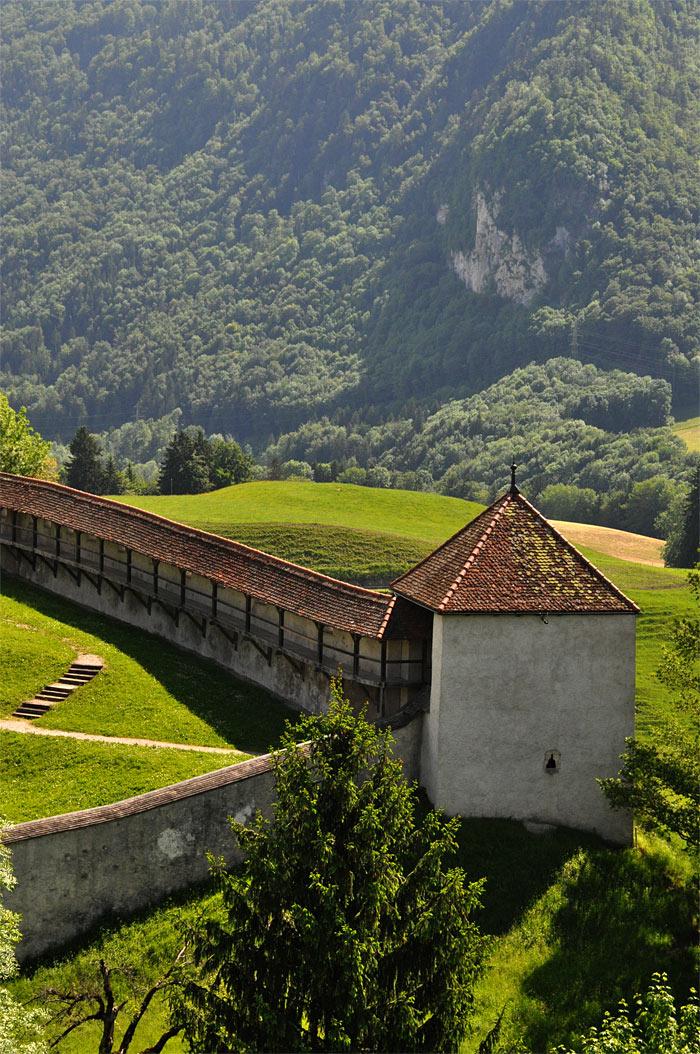Gruyères Suisse