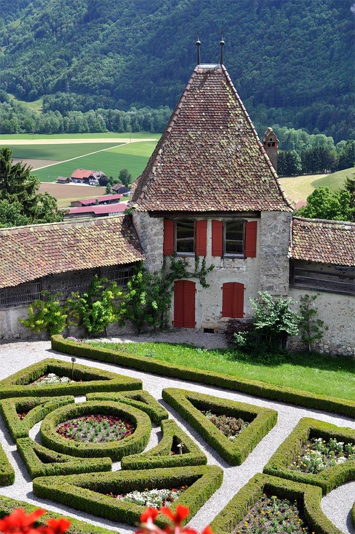 Château de Gruyères Suisse