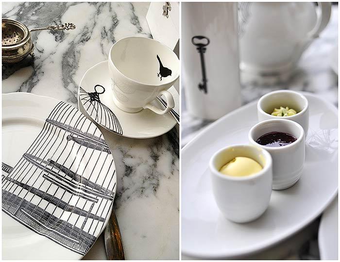 Mad Hatter's tea Sanderson London