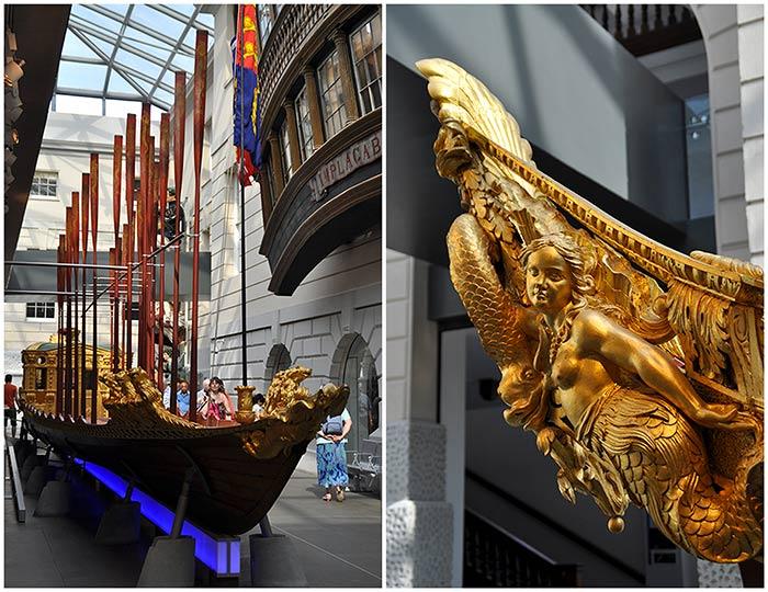Musée maritime de Greenwich