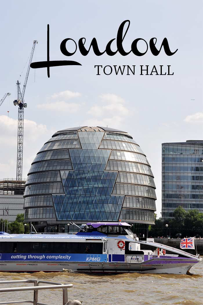 londres Town Hall