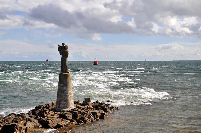 Pointe Kerpenhir Morbihan
