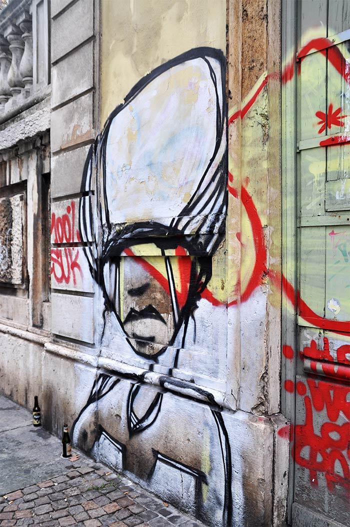 street art Turin