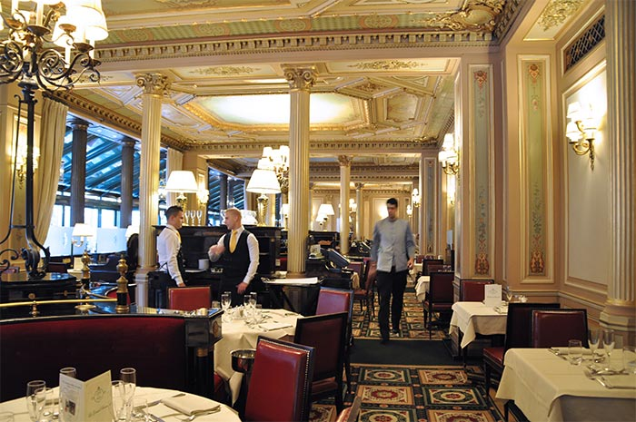 restaurant cafe de la paix paris