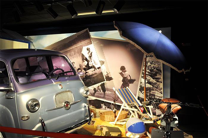 musée auto Turin