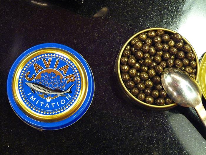 caviar chocolat bouillet