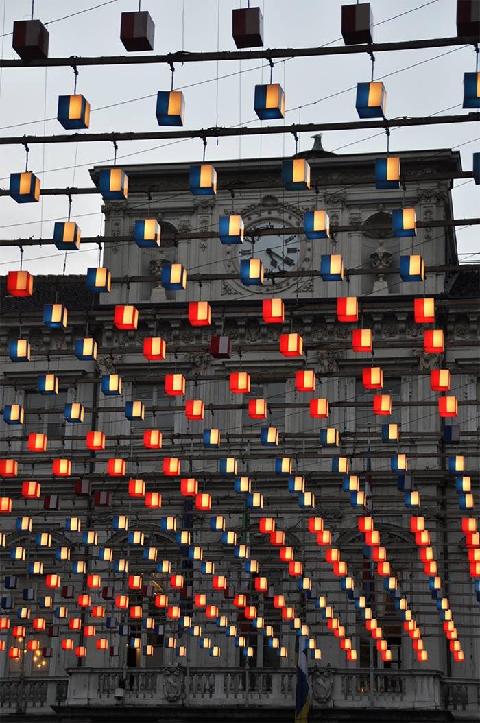 buren lumieres Turin