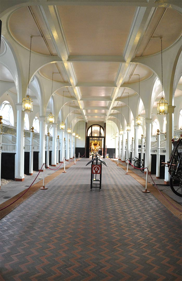 Londres Royal Mews
