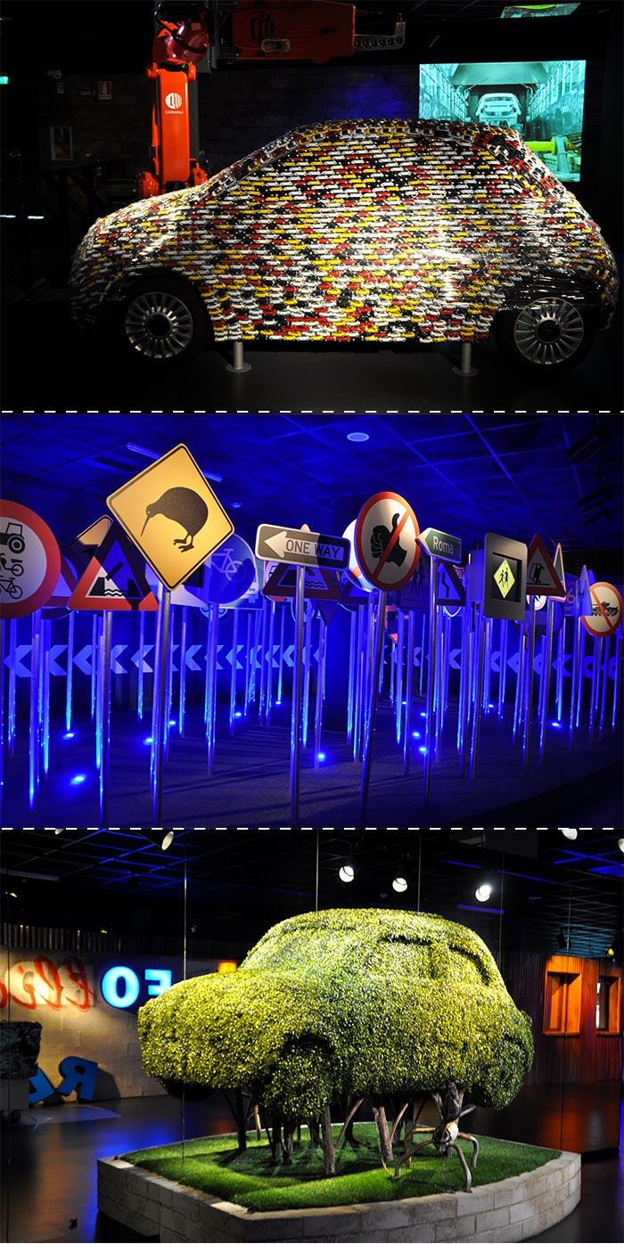 musée automobile Turin