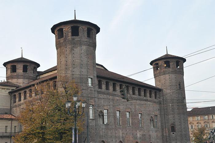 castello Turin