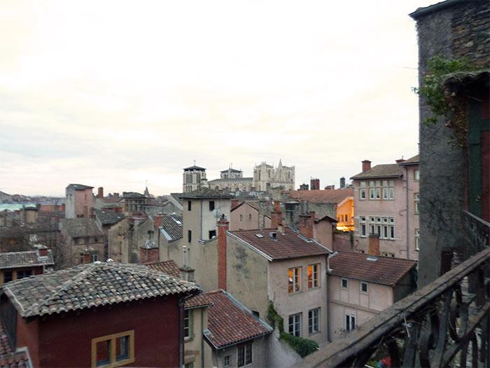 hotel la Tour Rose Lyon