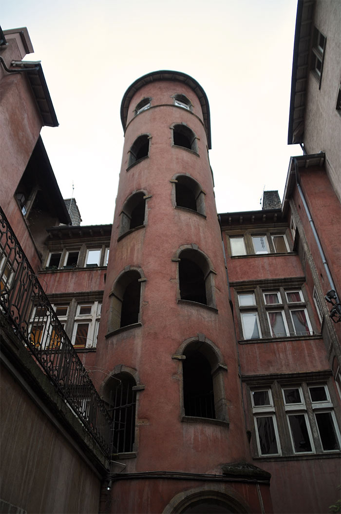 hotel la Tour Rose