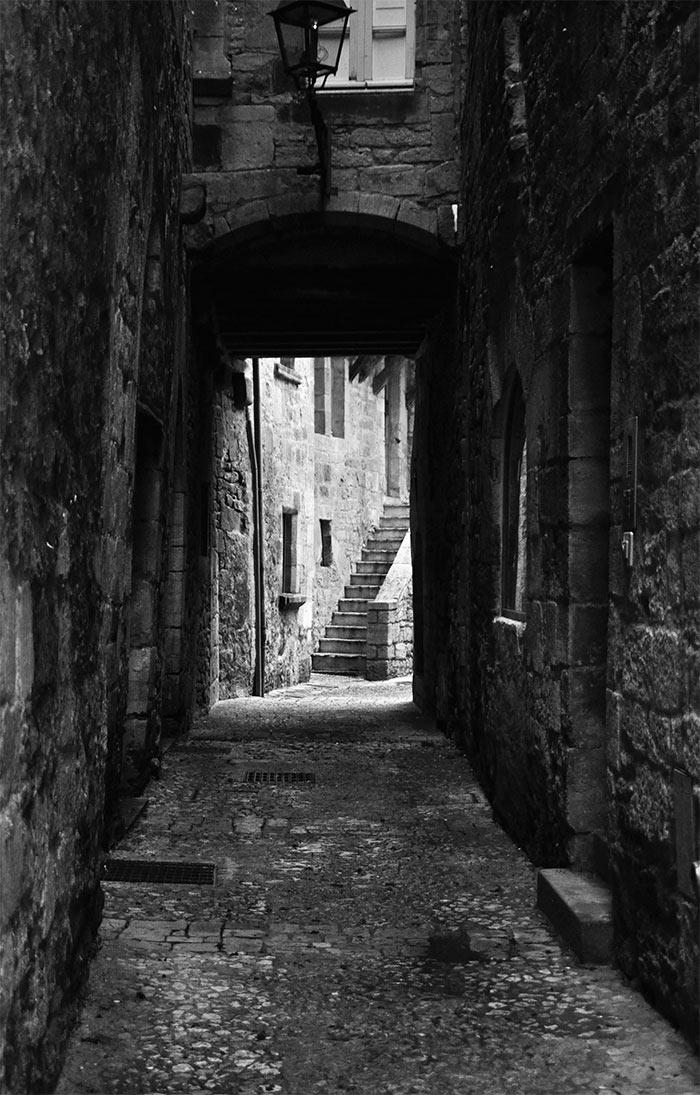 rue Sarlat Dordogne