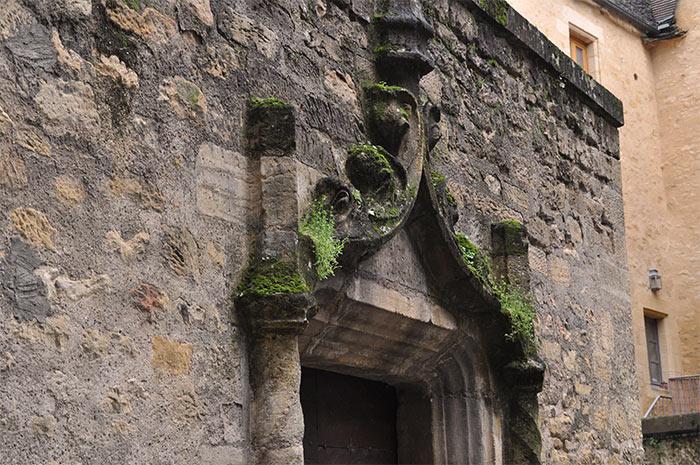 porte Renaissance pierre
