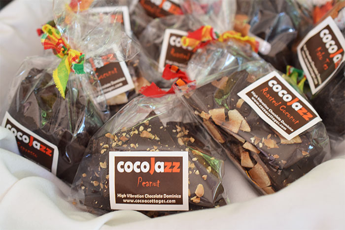 coco jazz chocolate dominica