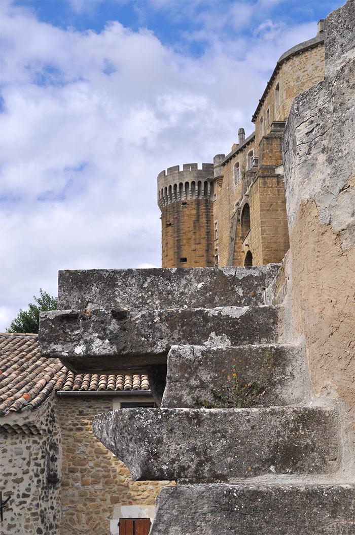 château Suze la Rousse