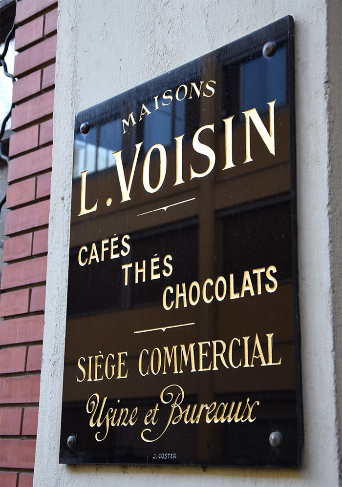 chocolats Voisin