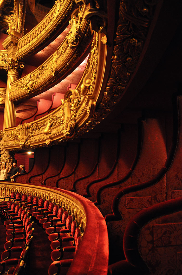 salle spectacle opera garnier paris