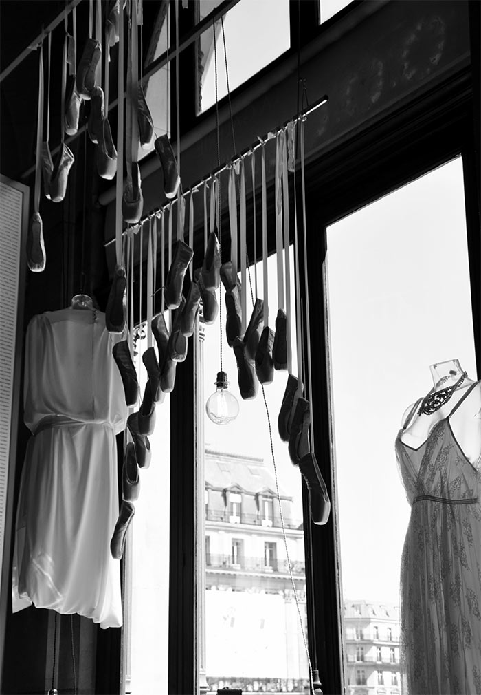 chaussons boutique opera garnier paris