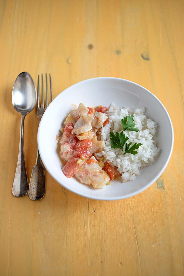 recette poisson thaï