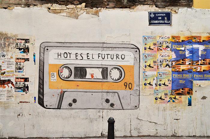 Valencia Espagne street art