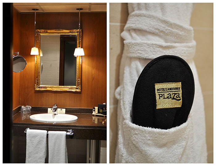 Andorre Hotel Plaza
