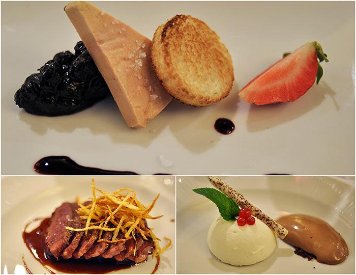 Andorre Hotel Plaza restaurant