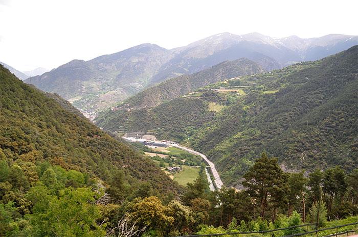montagne Andorre