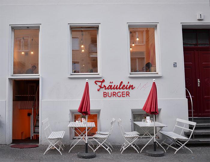 fraülein burgers berlin