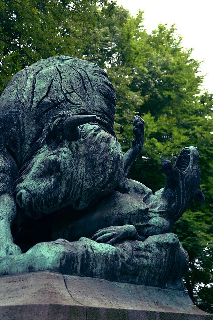 Tiergarten parc Berlin