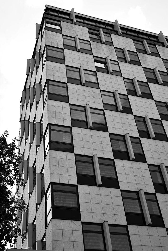 Berlin InterContinental building