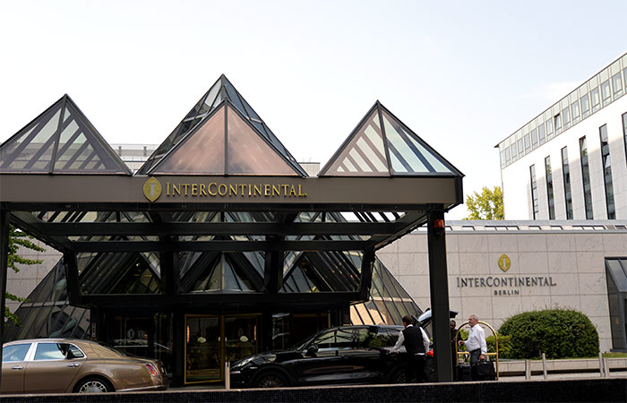 InterContinental hotel Berlin