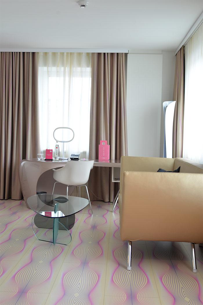 nhow berlin suite