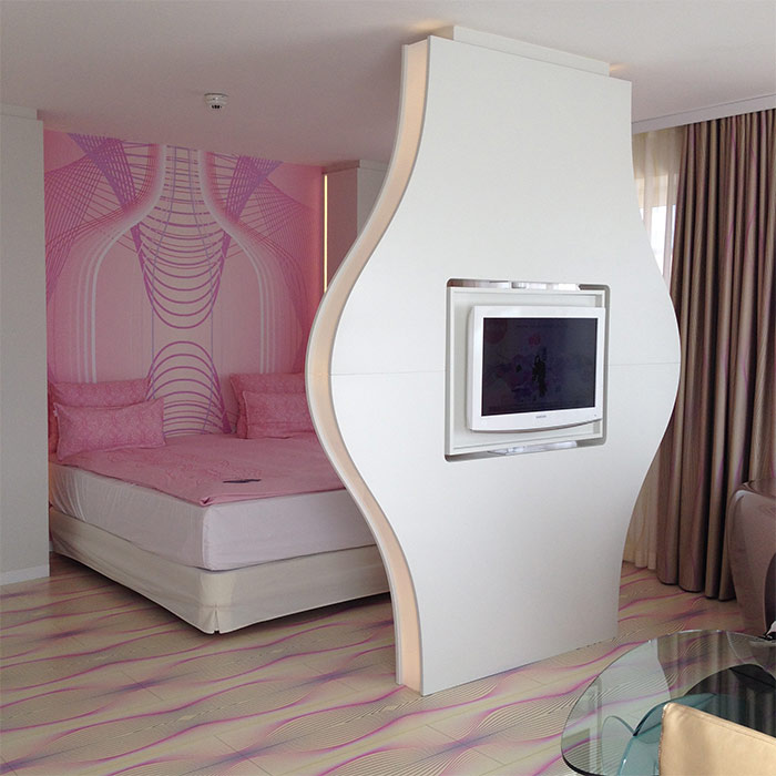 nhow music lifestyle room
