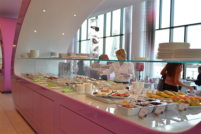 breakfast buffet nhow