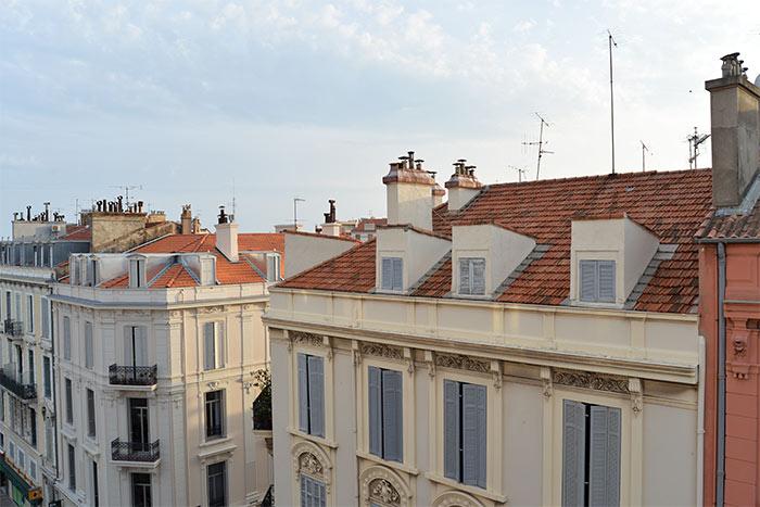 toits immeubles cannes