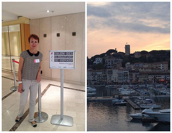 salon blogueurs voyage cannes 2014