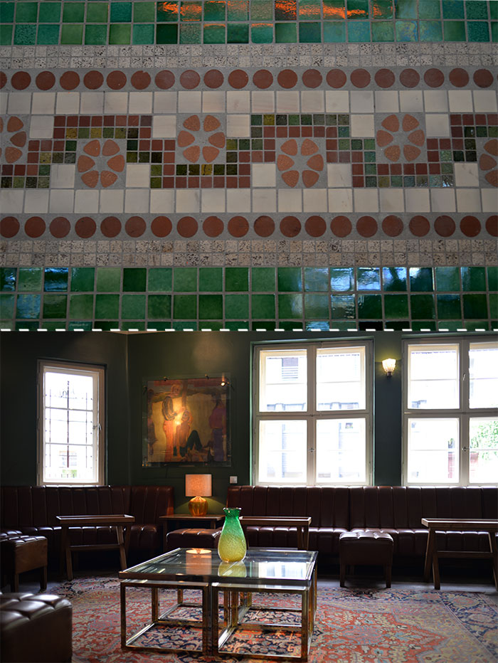 pauly saal bar restaurant berlin