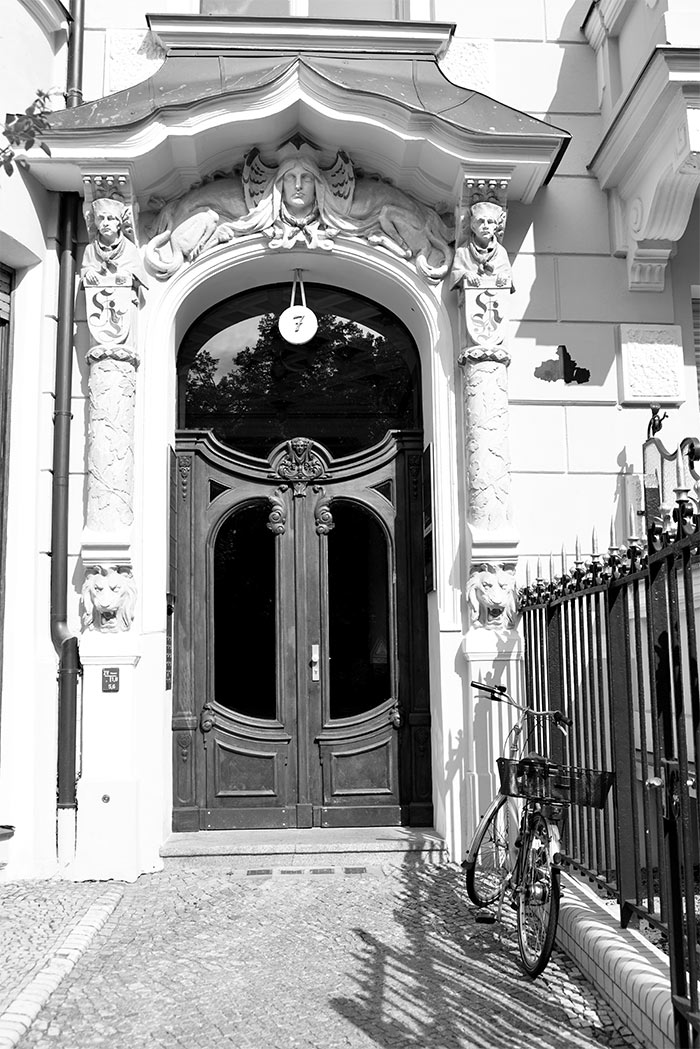 façade immeuble viktoria luise platz
