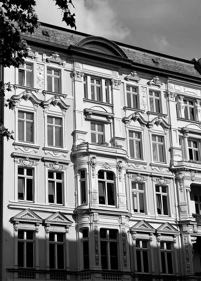 Motz Strasse Building Berlin