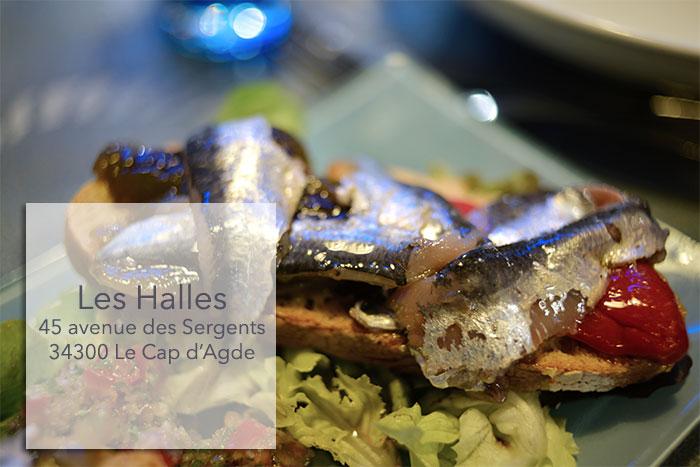 tartine sardines
