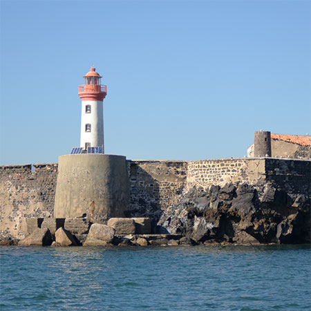 phare fort brescou