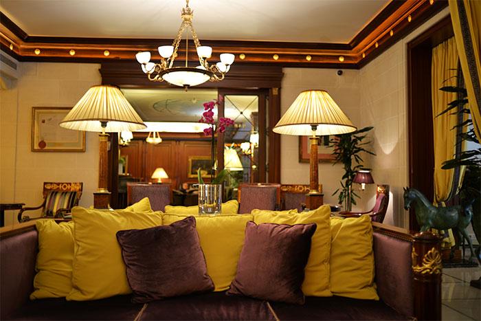 salons hotel napoleon
