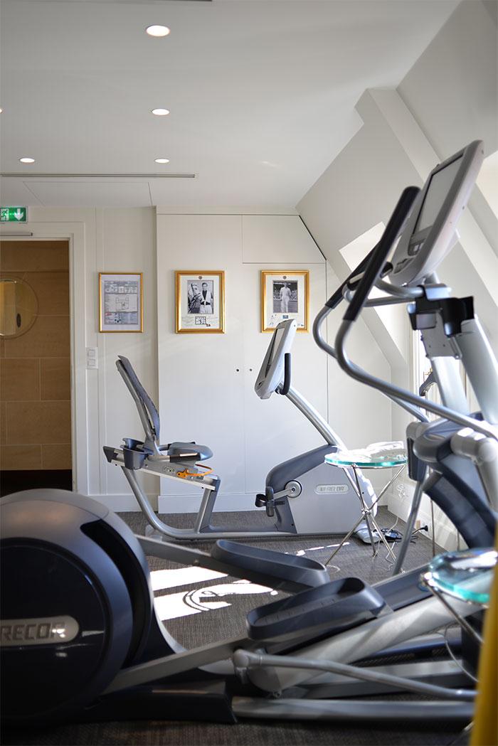 salle fitness hotel napoleon