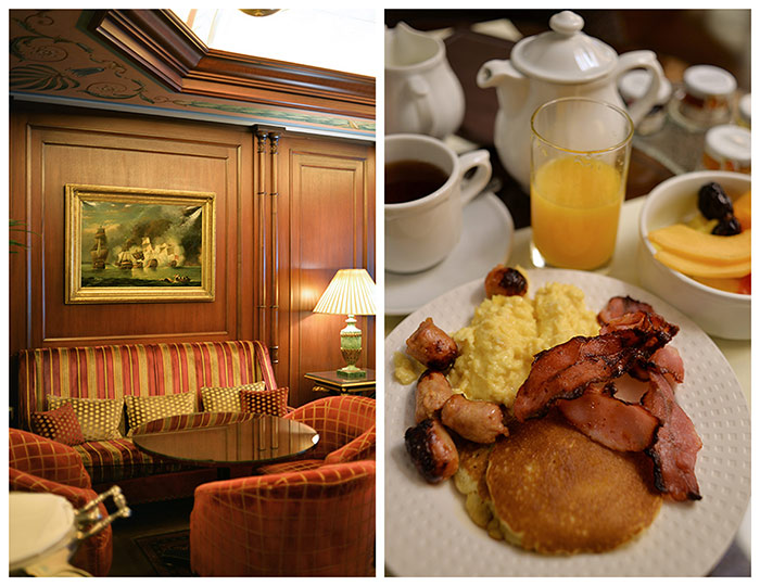 breakfast hotel napoleon