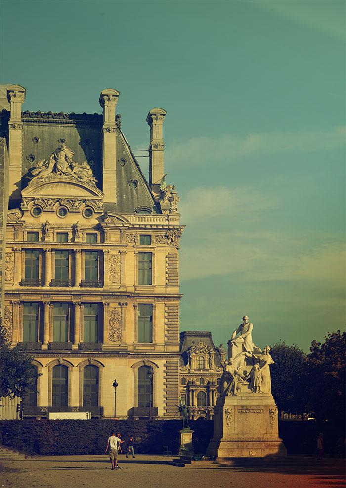 château des tuileries paris