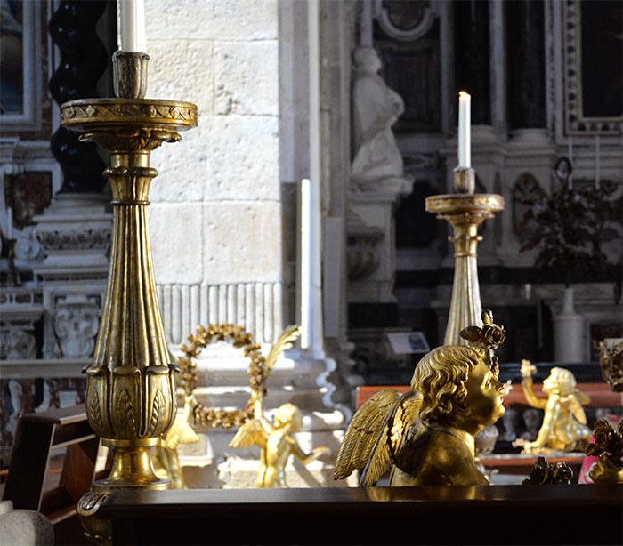 anges église cagliari