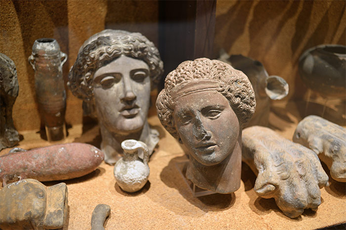 musée archéologique cagliari