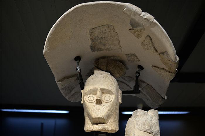 statue musée archéologique cagliari