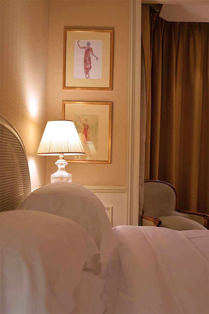 chambre InterContinental Cannes